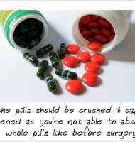 The Ultimate Truth to Vitamins and Supplements After Bariatric Surgery