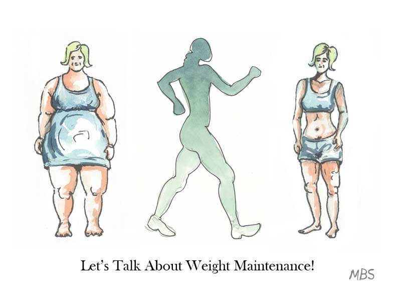 Maintain Weight Post WLS